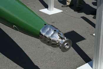 torpedo supercavitante