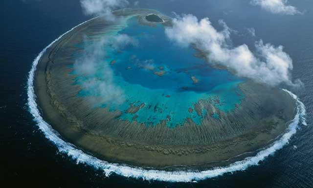 Lady Musgrave Island, en la Gran Barrera de Coral