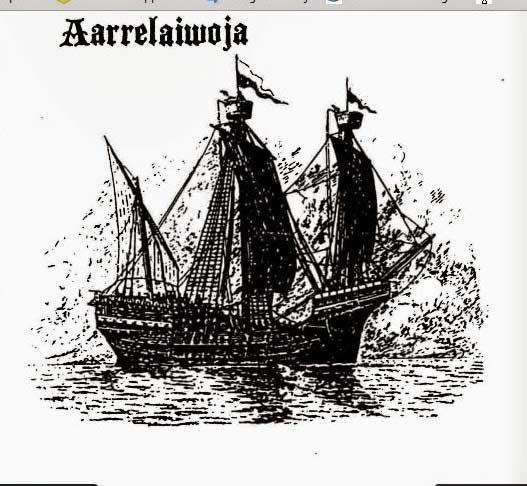 barco de la época del Hanneke Wrome