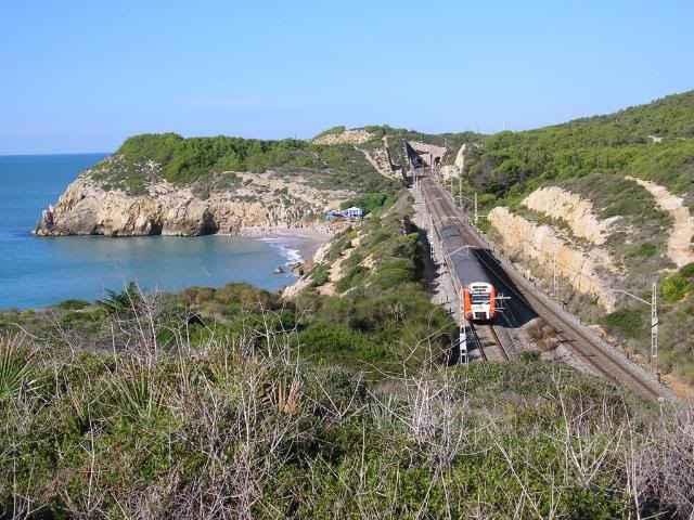 línea de Cercanías Renfe del Maresme