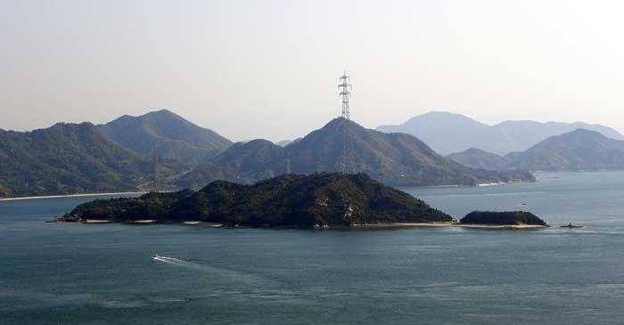 isla de Okunoshima, Japón