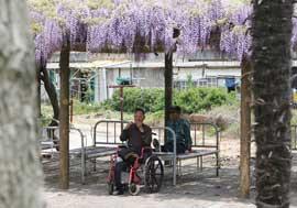leprosos en Sorokdo, Corea del Sur