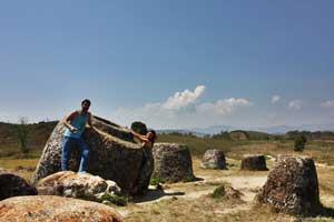 Llanura de los Jarras, Laos