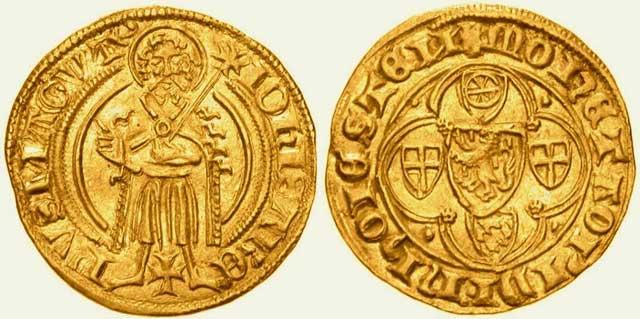 monedas de oro de un naufragio en Finlandia