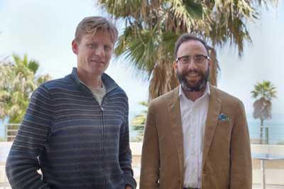 Todd Oakley y Desmond Ramírez