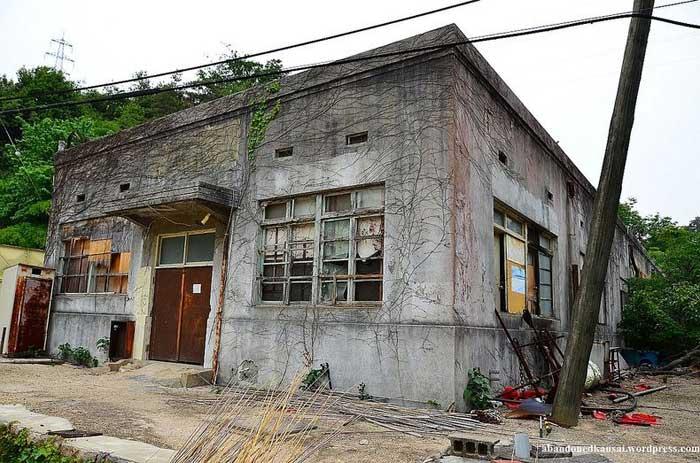 Okunoshima, laboratorio de gas venenoso