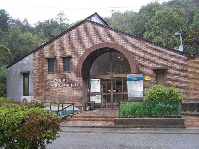 Okunoshima, museo del gas venenoso
