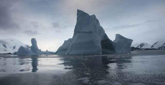 plataforma de hielo Larsen B
