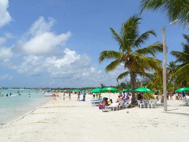playa Boca Chica, República Dominicana
