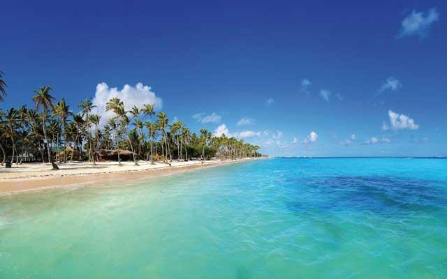 playa Punta Cana, República Dominicana