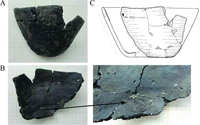 cerámica endmesolítica