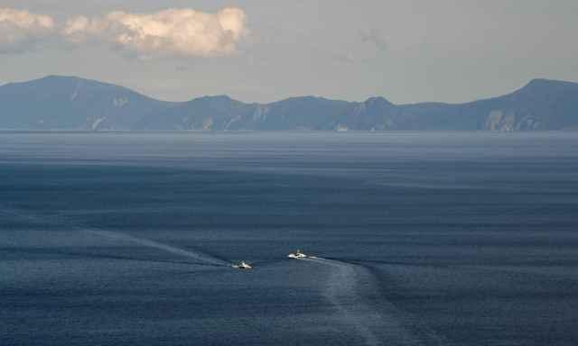 isla desaparecida en Japón