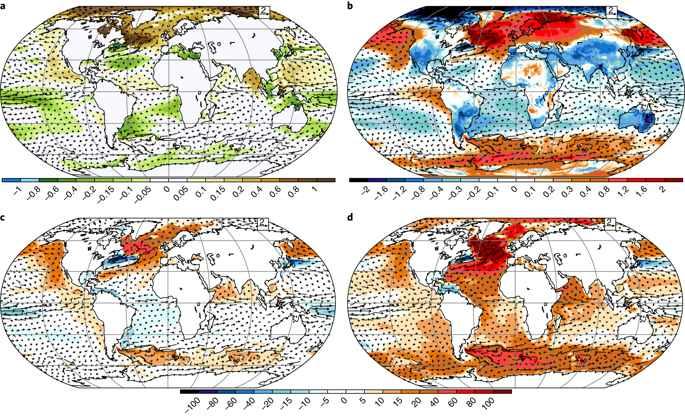 respuesta del océano a la geoingeniería
