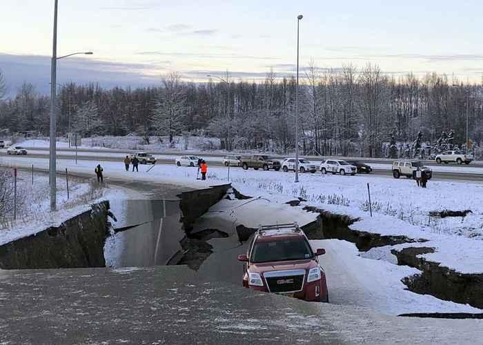 terremoto en Anchorage