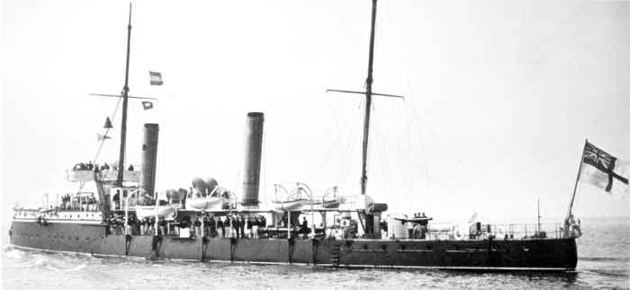 HMS Spanker