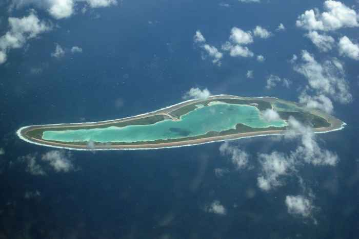 atolón de Nikumaroro
