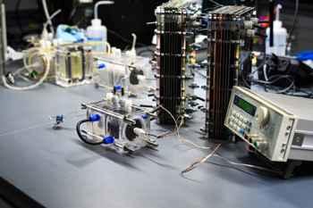 bioreactor de biochar