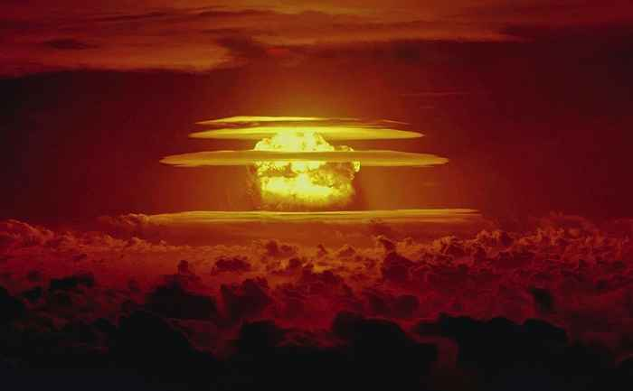 prueba nuclear Castle Bravo