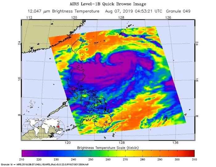 súper tifón Lekima