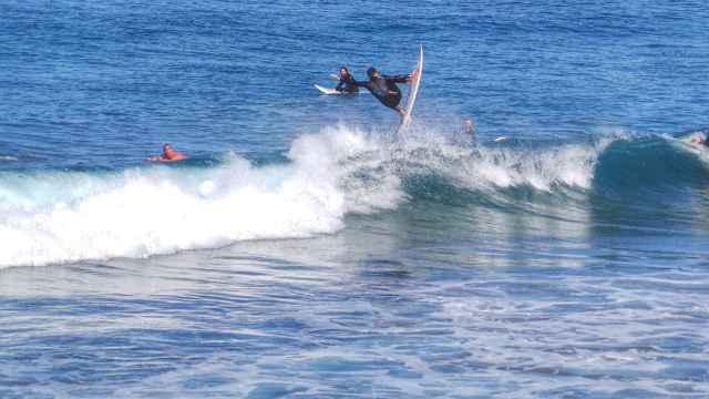surf en Las Palmas