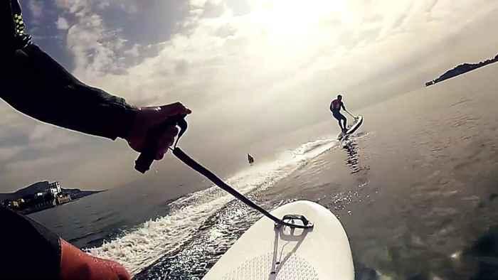 tablas eléctricas de surf