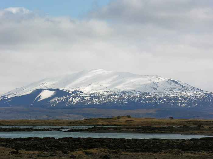 volcán Hekla, Islandia