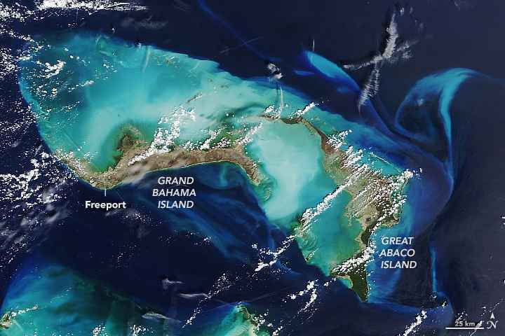 consecuencias del huracán Dorian en Bahamas, 7 septiembre