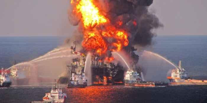 explosión de la Deepwater Horizon