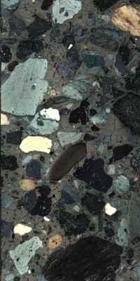 rocas del cráter de Chicxulub
