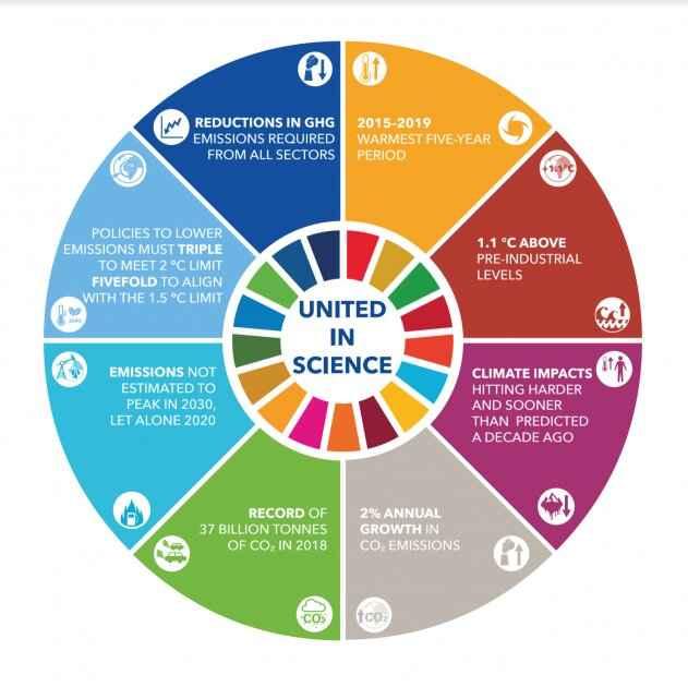 informe United in Science