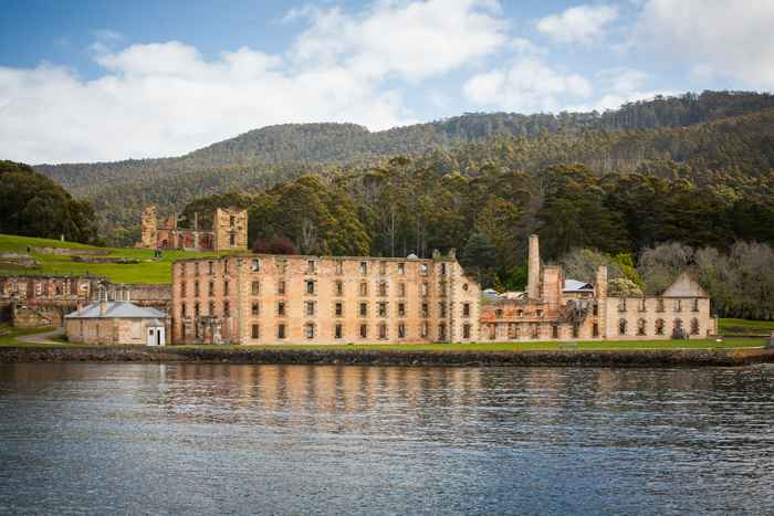 prisión de Port Arthur, Tasmania