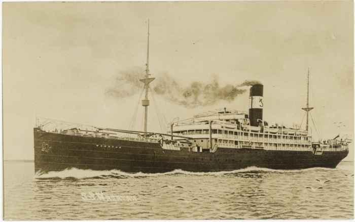 SS Waratah