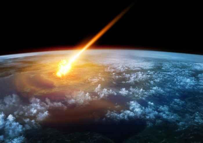 impacto asteroide del Cretácico