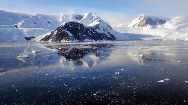 metano en el Mar de Siberia
