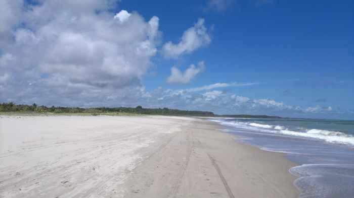 playa de Fazenda, Brasil