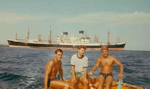 tripulación de la Flota Amarilla