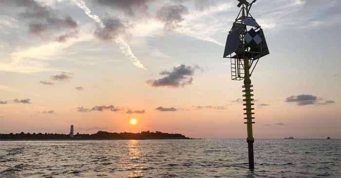 boya detectora de tsunamis
