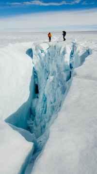 un moulin en Groenlandia