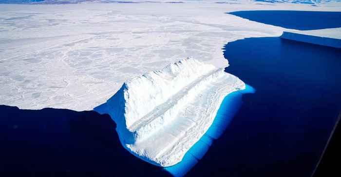 plataforma de hielo Antártida