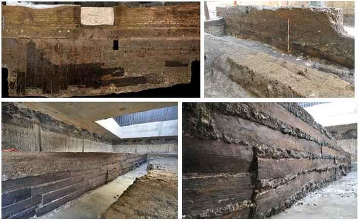 tablas de madera romanas