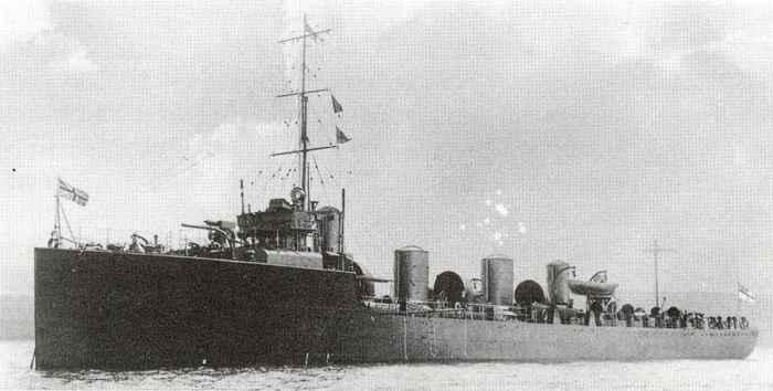 HMS Zulu