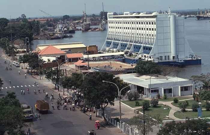 Hotel Haegumgang, Saigón