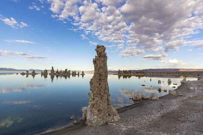 Lago Mono, California