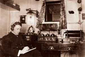 Sala de radio Marconi
