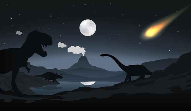 asteroide provocó la extinción de los dinosaurios