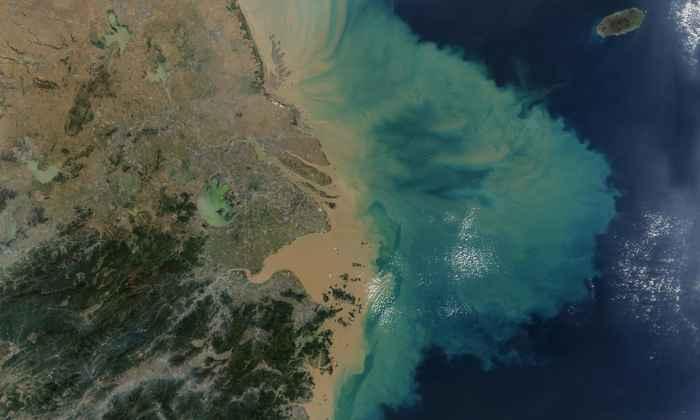 aumento del calor en el océano