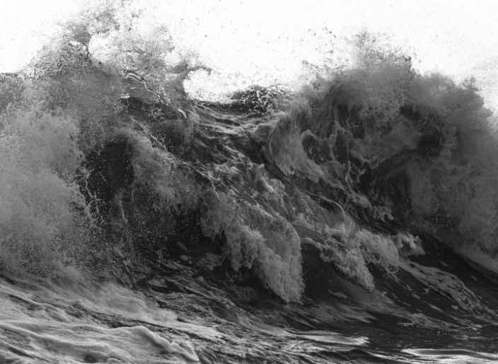 ola de tsunami