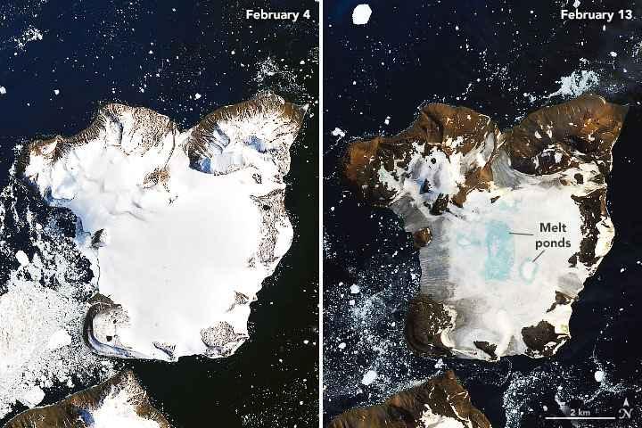 Eagle Island, Antártida