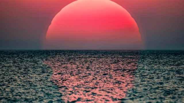 la Tierra primitiva era un mundo acuático