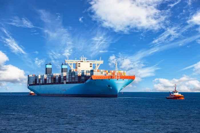 buque portacontenedores